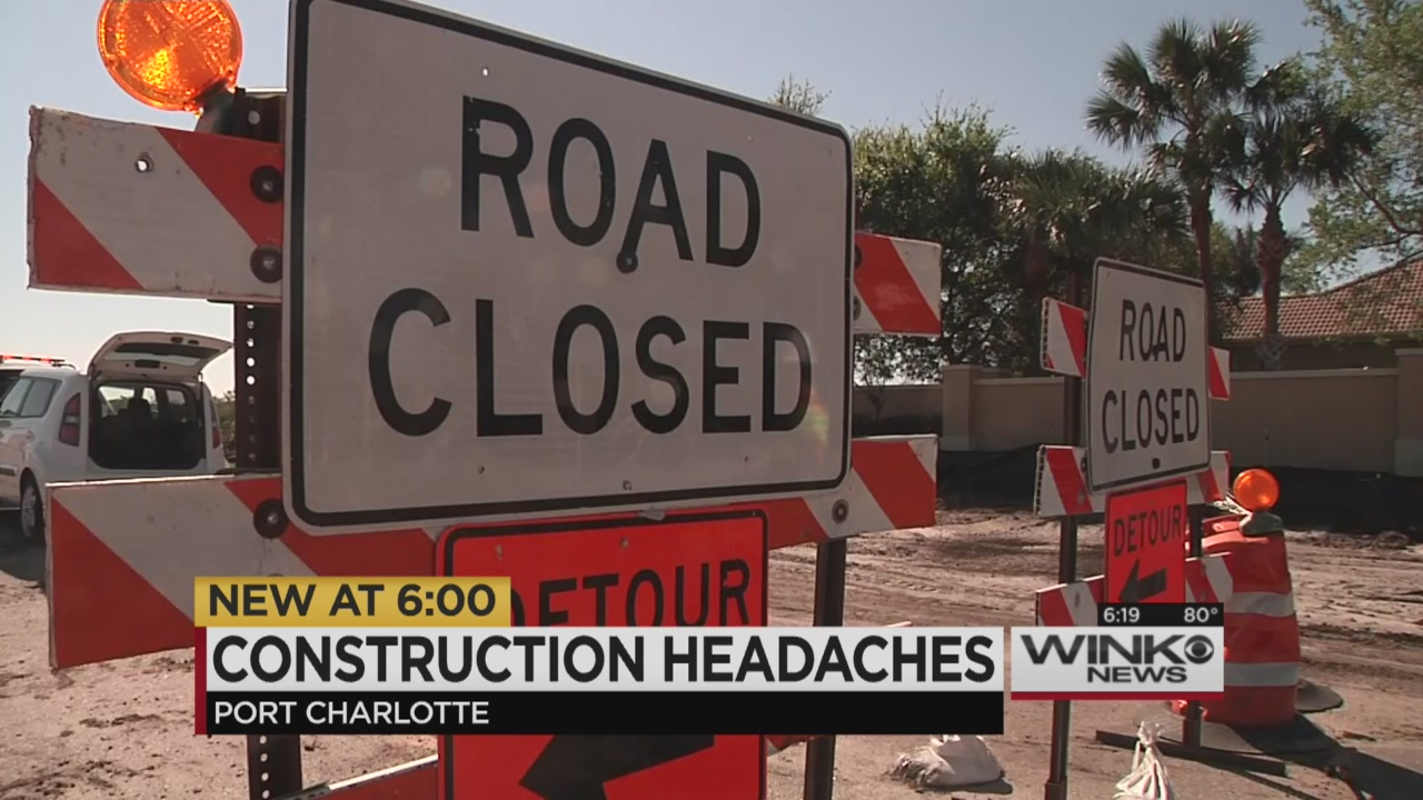 Charlotte road construction projects - Charlotte Road Construction Projects 18