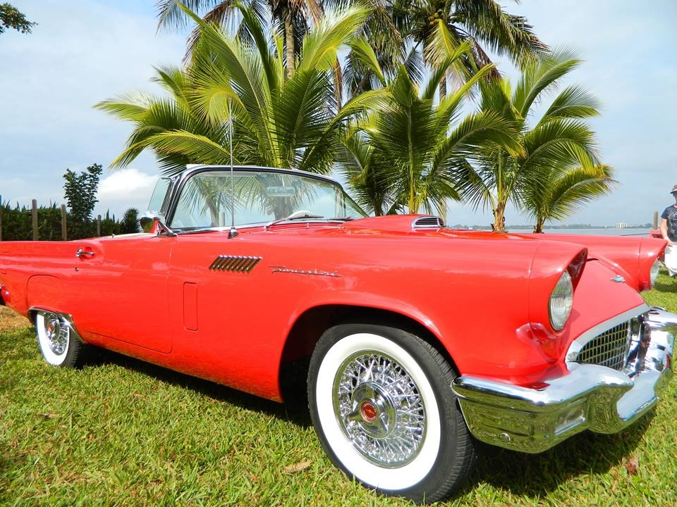 Edison Ford Antique Car Show Revs Into Fort Myers - Henry ford car show