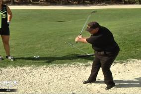 golf doctor sand