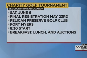 golf tournament for education