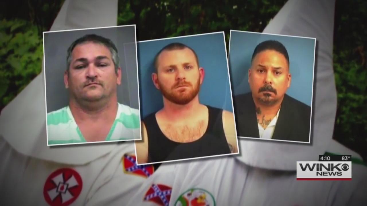 Informant posing as Klan hit man leads to prison guard bust