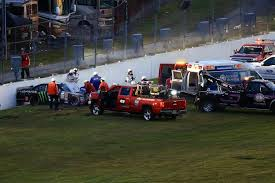 kyle busch crash
