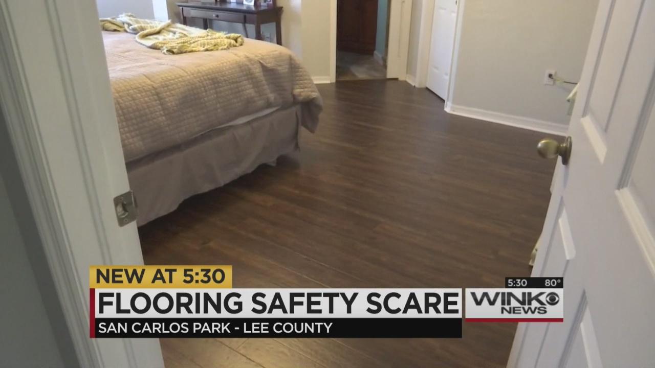 Laminate Flooring May Be Toxic