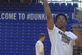 Tucker leads a talented batch of FGCU newcomers.