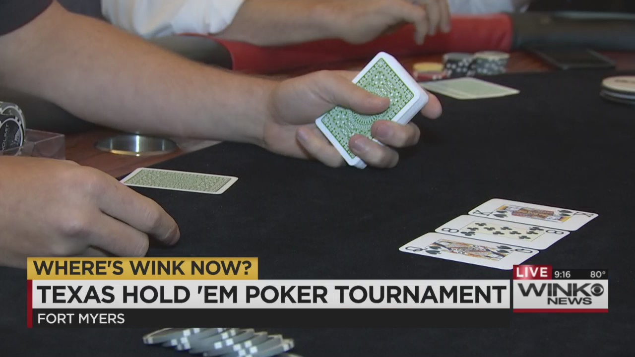 texas holdem tournaments in florida
