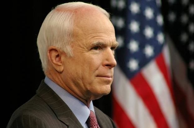 John McCain to make dramatic Senate return for today's health care vote