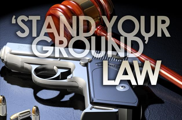 a discussion on the controversy created around the stand your ground law