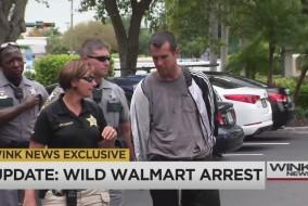 update walmart arrest